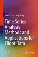 Omslag - Time Series Analysis Methods and Applications for Flight Data 2017