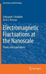 Omslag - Electromagnetic Fluctuations at the Nanoscale