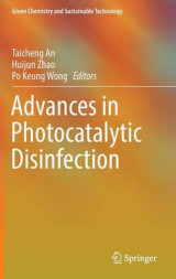Omslag - Advances in Photocatalytic Disinfection