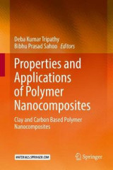 Omslag - Properties and Applications of Polymer Nanocomposites 2017