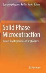 Omslag - Solid Phase Microextraction