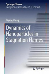 Omslag - Dynamics of Nanoparticles in Stagnation Flames