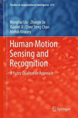 Omslag - Human Motion Sensing and Recognition 2017