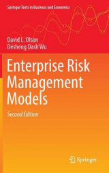 Omslag - Enterprise Risk Management Models