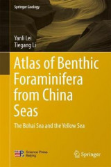 Omslag - Atlas of Benthic Foraminifera from China Seas 2016