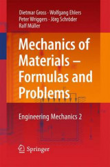 Omslag - Mechanics of Materials - Formulas and Problems 2017: No. 2
