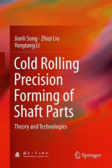 Omslag - Cold Rolling Precision Forming of Shaft Parts