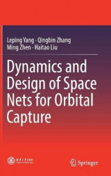 Omslag - Dynamics and Design of Space Nets for Orbital Capture 2017
