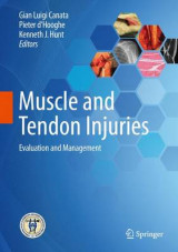 Omslag - Muscle and Tendon Injuries 2017