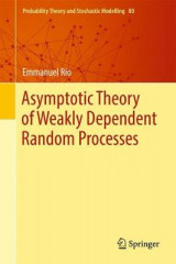 Omslag - Asymptotic Theory of Weakly Dependent Random Processes