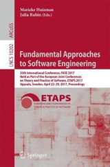 Omslag - Fundamental Approaches to Software Engineering