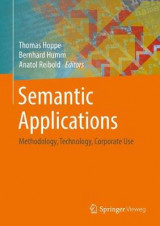 Omslag - Semantic Applications
