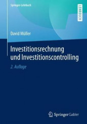 Investitionsrechnung Und Investitionscontrolling av David Muller (Heftet)
