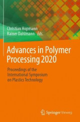 Omslag - Advances in Polymer Processing 2020