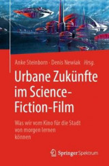 Omslag - Urbane Zukunfte Im Science-Fiction-Film