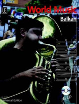 Omslag - World Music Balkan Ensemble: UE35572