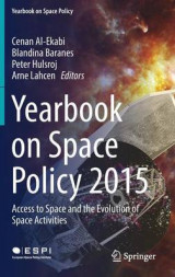Omslag - Yearbook on Space Policy