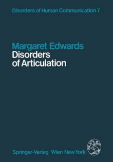 Disorders of Articulation av Margaret Edwards (Heftet)