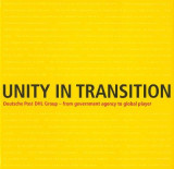 Omslag - Unity in Transition Deutsche Post Dhl Group