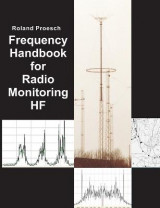Omslag - Frequency Handbook for Radio Monitoring Hf