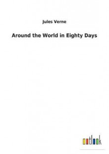Around the World in Eighty Days av Jules Verne (Heftet)