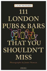 Omslag - 111 London Pubs and Bars That You Shouldn't Miss