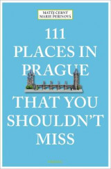 Omslag - 111 Places in Prague That You Shouldn't Miss