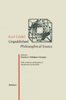 Unpublished Philosophical Essays av Kurt Godel (Innbundet)