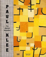 Omslag - Paul Klee: The Abstract Dimension