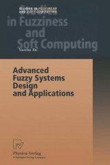 Omslag - Advanced Fuzzy Systems Design and Applications