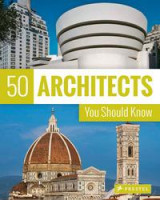 Omslag - 50 architects you should know