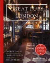Omslag - Great pubs of London
