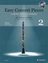 Omslag - Easy Concert Pieces - Book 2