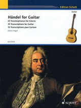 Omslag - Handel for Guitar