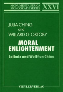 Moral Enlightenment av Julia Ching og Willard G. Oxtoby (Innbundet)