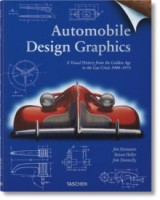 Omslag - Automobile design graphics