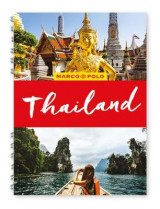 Omslag - Thailand Marco Polo Travel Guide - with pull out map