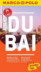 Omslag - Dubai Marco Polo Pocket Travel Guide - with pull out map