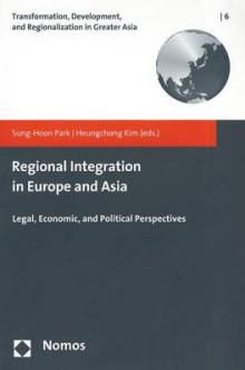 Regional Integration in Europe and Asia av Park (Heftet)
