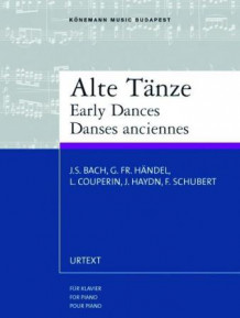 Early dances = Early dances : for piano = Dances anciennes :  pour piano (Heftet)