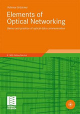 Omslag - Elements of Optical Networking