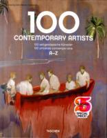 100 contemporary artists av Hans Werner Holzwarth (Innbundet)