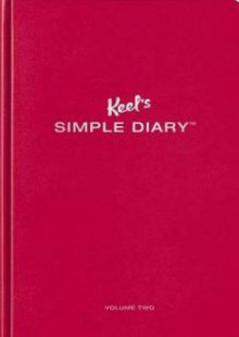 Keel's simple diary ladybug v2. Violet edition av Philipp Keel (Dagbok)