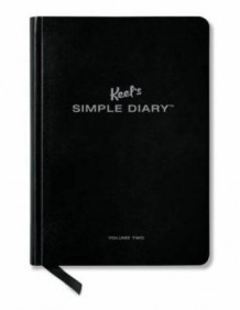 Keel's simple diary ladybug v2. Black edition av Philipp Keel (Dagbok)