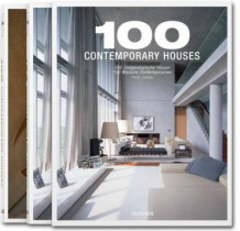 100 contemporary houses av Philip Jodidio (Innbundet)