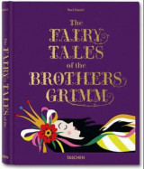 Omslag - Fairy tales of Brothers Grimm