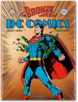 Omslag - The bronze age of DC comics