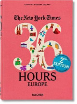 Omslag - The New York Times 36 hours Europe