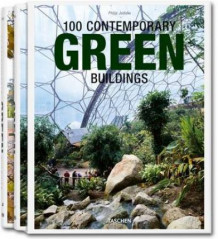 100 contemporary green buildings (Innbundet)