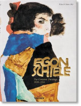 Omslag - Egon Schiele. The Complete Paintings 1909-1918